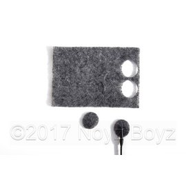 Rycote 25x Undercovers Grey