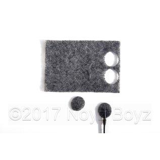 Rycote Rycote 25x Undercovers Grey