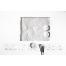 Rycote 25x Undercovers White
