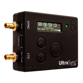 TimeCode Systems UltraSyncOne