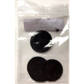 Ursa Soft Circles Black 5pcs