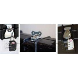 Alfa Case TSA lock