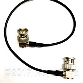 Noyz Boyz Cables BNC > BNC  0.3m