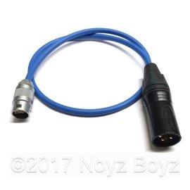 Noyz Boyz Cables 6pLemo > XLR3M  0.5m