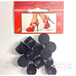 Silent Steps Silent Steps Large Black