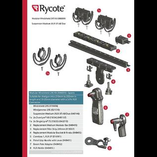 Rycote Rycote Windshield Kit 295