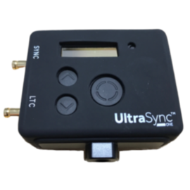 TimeCode Systems Case mounting UltrasyncOne