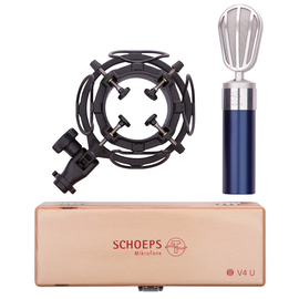 Schoeps V4 USM kit blue