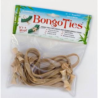 BongoTies BongoTies Natural B5-02