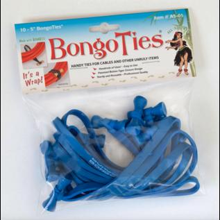 BongoTies BongoTies All-Blue A5-01-B