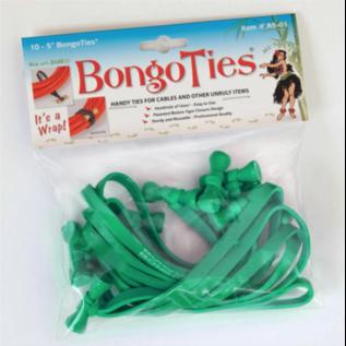BongoTies BongoTies All-Green A5-01-G
