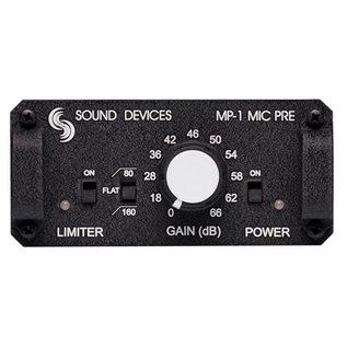 Sound Devices Sound Devices MP1