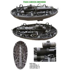 Cinela PIANI-3-MKH30-2MKH8040