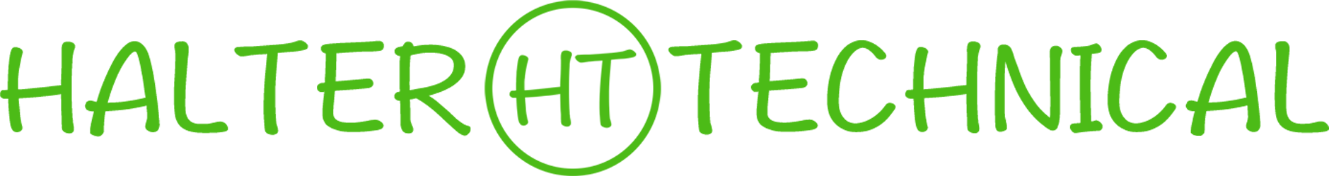 Halter Technical Logo
