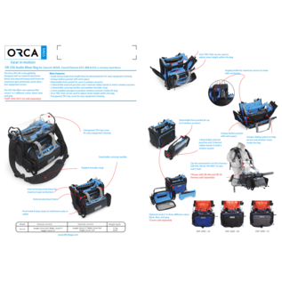 Orca Bags Orca Bags OR-330