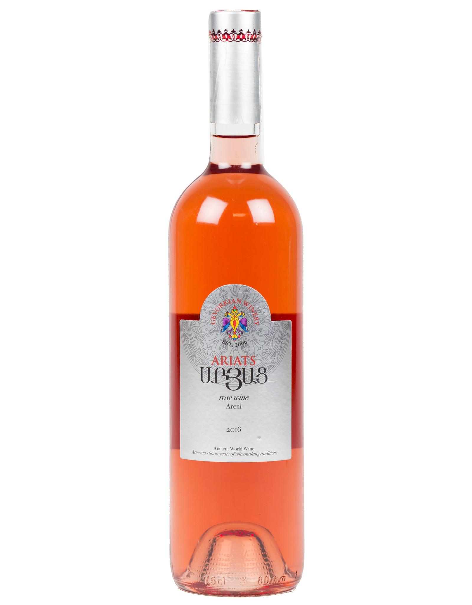 Gevorkian Winery Gevorkian Ariats Rosé 2017