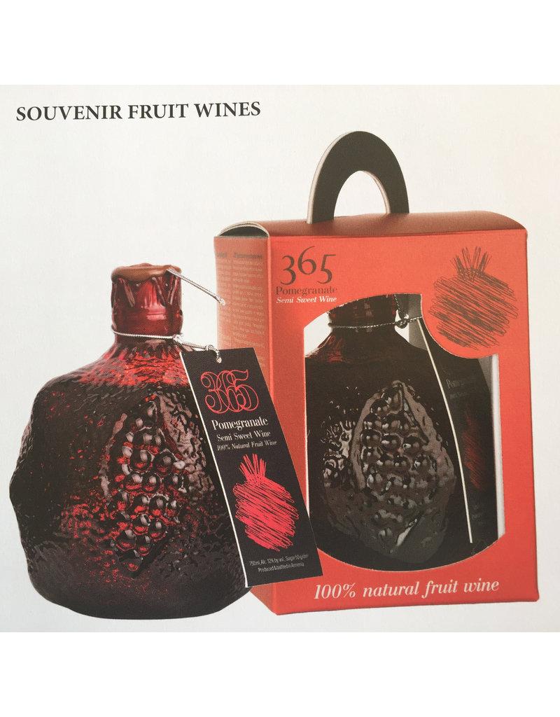 Gevorkian Winery 365 Granaatappel wijn semi sweet