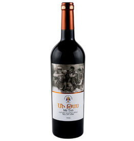 Gevorkian Winery Mi Tas red dry wine 2017