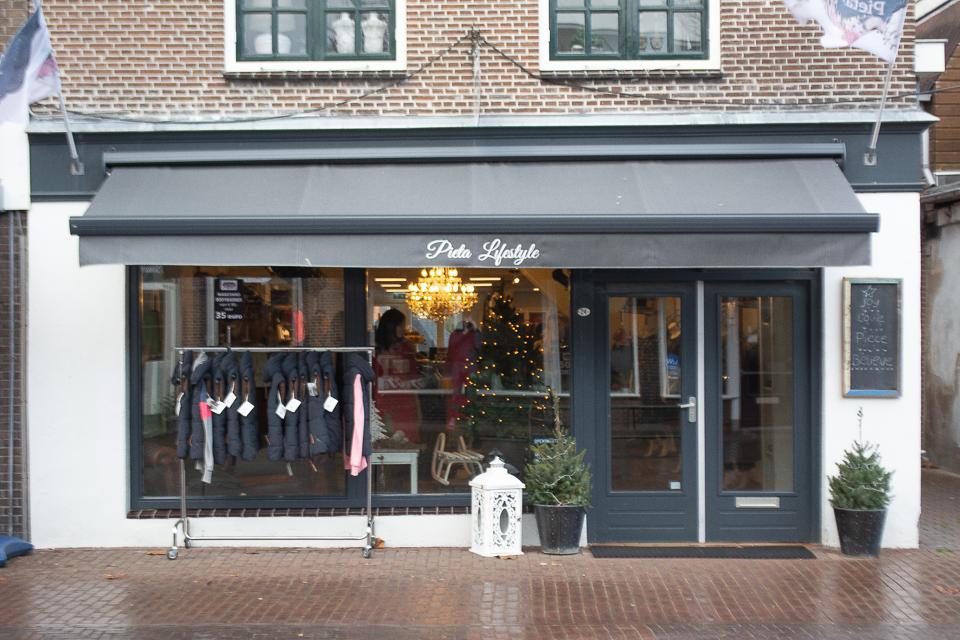 winkels dameskleding