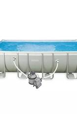 Intex Ultra Frame zwembad set rechthoek 549 x 274 x 132 cm 28352GN