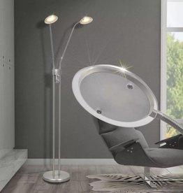 vidaXL LED-vloerlamp dimbaar 10 W