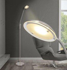 vidaXL Vloerlamp LED dimbaar 5 W