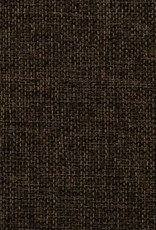 vidaXL Bankstel stof bruin 2-delig