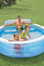 Intex Opblaaszwembad Swim Center Family Lounge Pool 57190NP