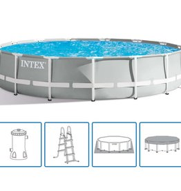 Intex Prism Frame Zwembadset 457x107 cm 26724GN