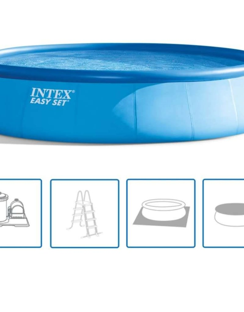Intex Zwembad Easy Set 549x122 cm 26176NP
