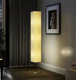 vidaXL Lamp rechthoekige crème