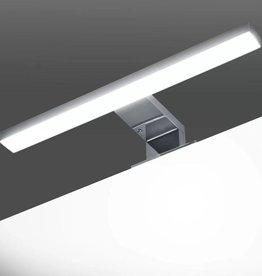 vidaXL Spiegellamp 5 W koud wit