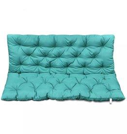 vidaXL Kussen voor schommelstoel 120 cm groen