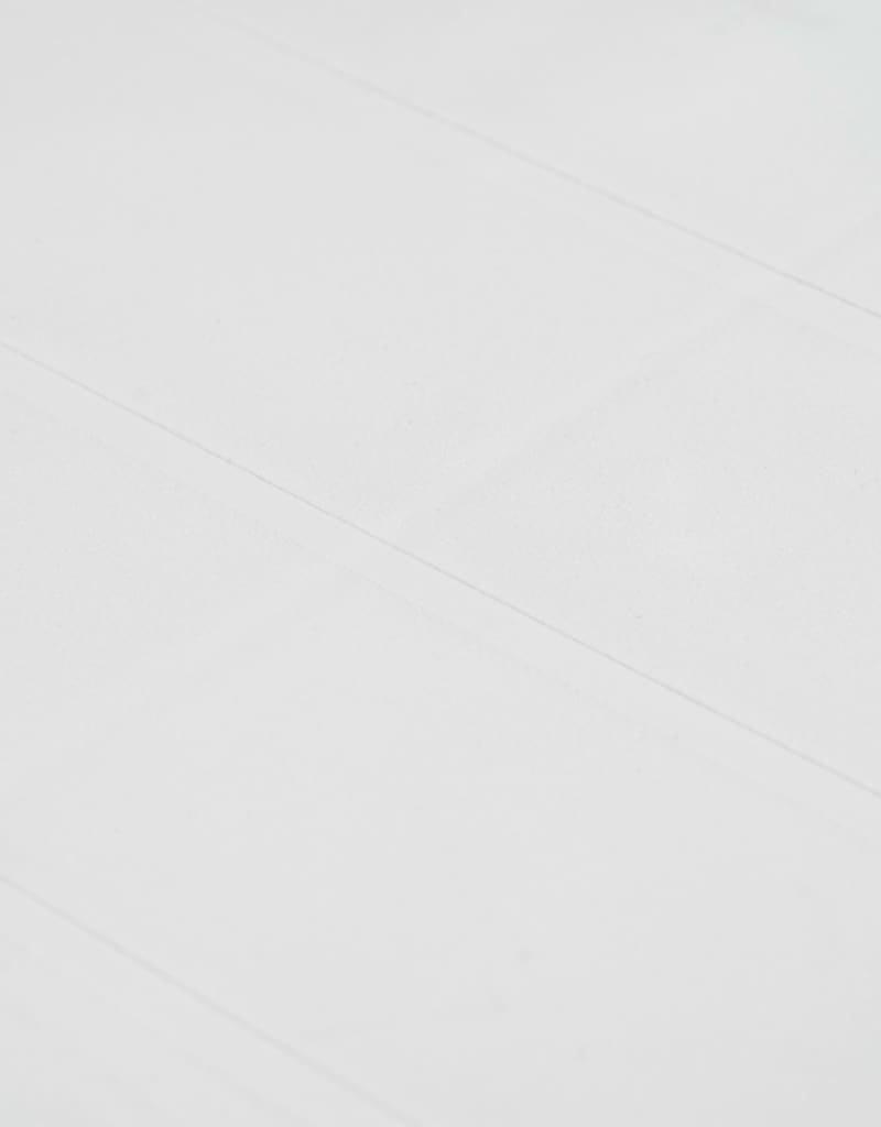 vidaXL 3-delige Bistroset rattan-look kunststof wit