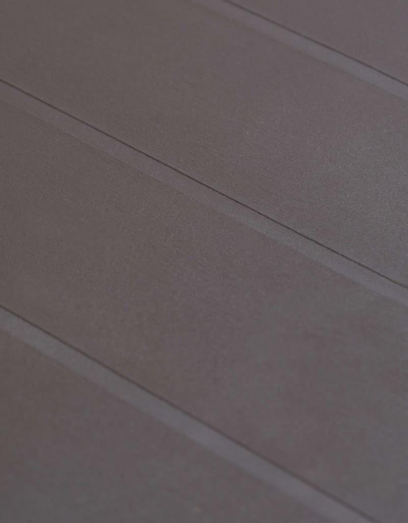vidaXL 9-delige Tuinset rattan-look kunststof bruin