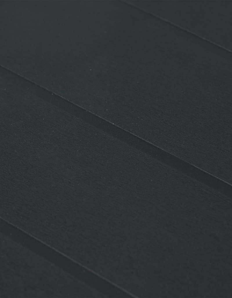 vidaXL 7-delige Tuinset kunststof antraciet