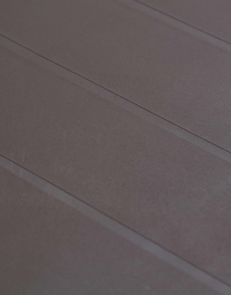 vidaXL 3-delige Bistroset kunststof bruin