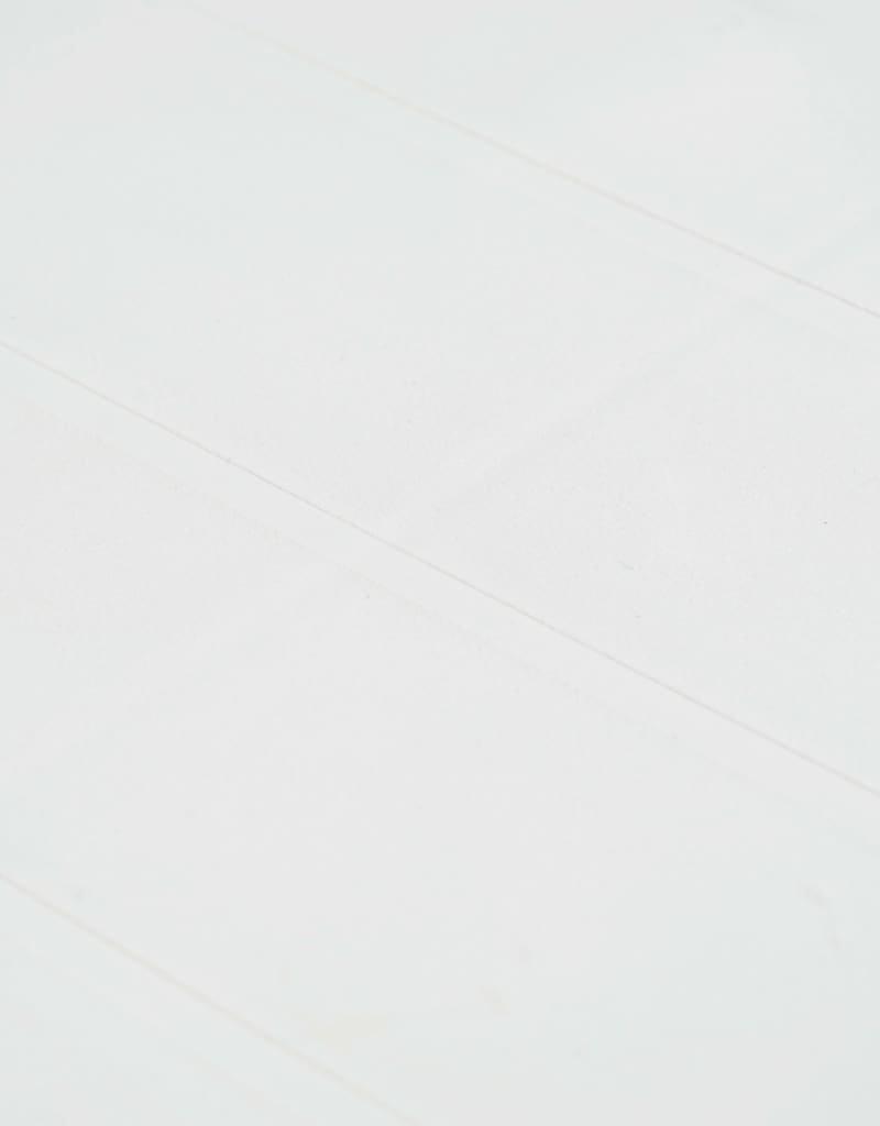 vidaXL 7-delige Tuinset kunststof wit