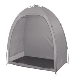 Camp Gear Fietstent grijs 185x85x185 cm 4471901