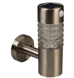 Luxbright Solar LED-wandlamp voor buiten met sensor Amiens 39165