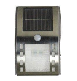 Luxbright Solar LED-wandlamp voor buiten met sensor Augusta 38195