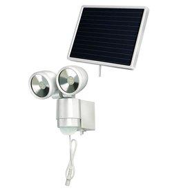 Brennenstuhl LED-Spotlight op zonne-energie  SOL 2x4 Wit 4 W 1170920