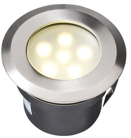 "Garden Lights LED-Grondspot ""Sirius"" roestvrij staal 4039601"