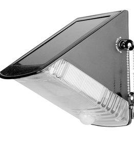 Luxbright Solar LED-wandlamp voor buiten met PIR bewegingssensor Natal