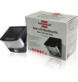 Brennenstuhl geïntegreerde zonne-energie LED beveiligingslamp (zwart)