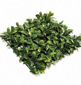 Emerald Kunstplant prunus grasmat groen 50x50 cm 4 st 417981