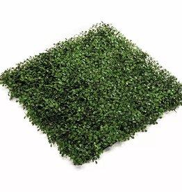 Emerald Kunstplant buxus grasmat groen 50x50 cm 4 st 417980