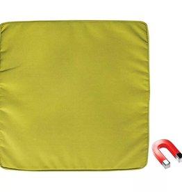Esschert Design Vierkant Kussen met Magneet Groen