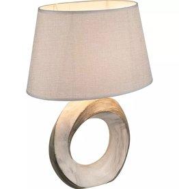 GLOBO Tafellamp JEREMY keramiek 41,5 cm 21641T