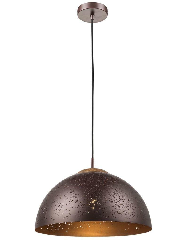 GLOBO Hanglamp TAMOR brons 15000